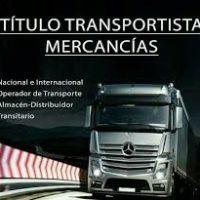 TITULO DE CAPACITACION DE TRANSPORTES